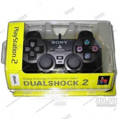 Gamepad PS2 Analog Controller 2
