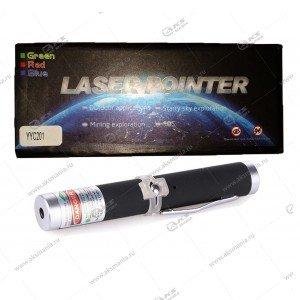 Лазер зеленый + 1 насадка в коробке YYC201 встроенный АКБ