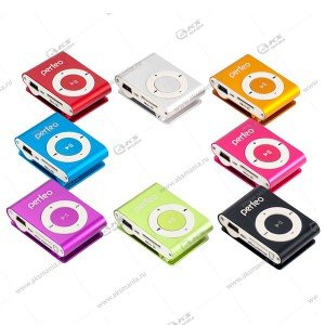 MP3-плеер клипса розовый