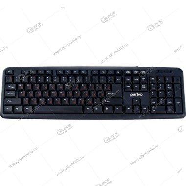Клавиатура Perfeo Classic PF-6106-USB черная