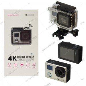 Экшн камера Sports Cam H19 Wi-Fi 4K