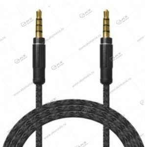 Aux HB JD-194 1.5м 4pin черный