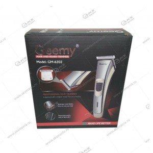 Машинка для стрижки волос Geemy GM-6202