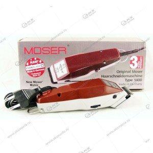 Машинка для стрижки волос Mozer type-1400 проводная
