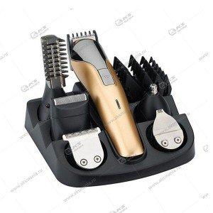 Машинка для стрижки волос 10в1 Shinon SH-1711