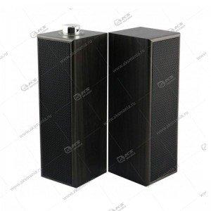 Компьютерные колонки SmartBuy Torch, мощность 6Вт, USB, чёрные (SBA-2560)
