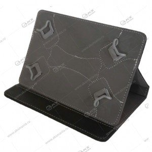 Чехол для планшета на скобках 8 черный