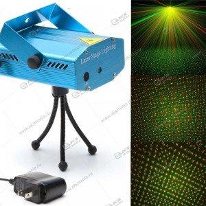Лазерный проектор JIN-6-6-4I дуги/точки