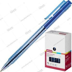 Ручка шариковая Attlache Bo-Bo 0,5мм, автомат, синий Россия