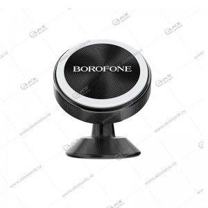 Автодержатель Borofone BH5 Platinumдля телефона /на воздуховод/магнитный черный