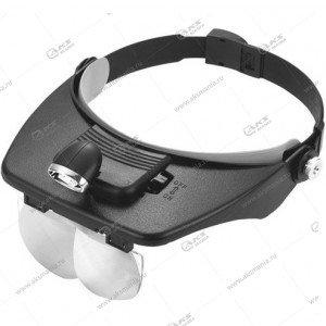 Бинокулярные монтажные очки-лупа MG81001-A