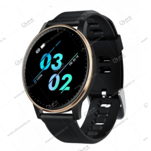 Smart Bracelet Q20 Шагомер Пульсометр черный