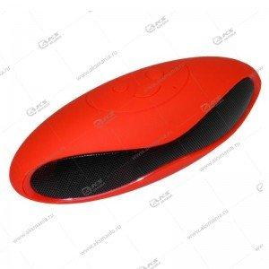 Колонка портативная Alien Speaker BT TF USB красный