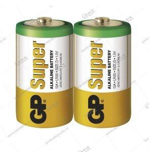 Элемент питания GP LR20/2SH Super