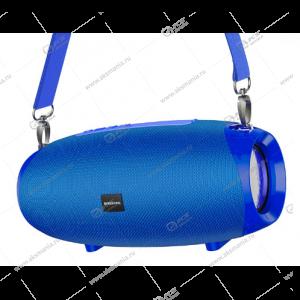 Колонка портативная Borofone BR12 Amplio sports синий