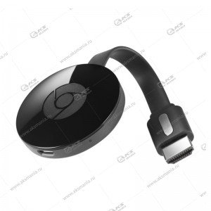 Адаптер Google Chromecast 2.0 (Black)