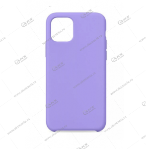 Silicone Case (Soft Touch) для iPhone 11 Pro Max лавандовый