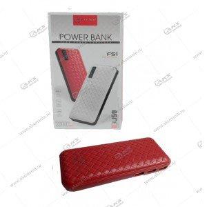 Power Bank Fantesi F-51 20000mAh красный