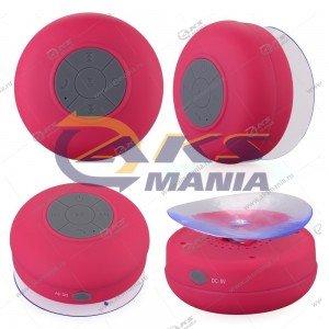 Колонка портативная  BTS-06 BT розовый