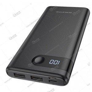 Power Bank Borofone BT35 Smart force digital display 10000mAh черный