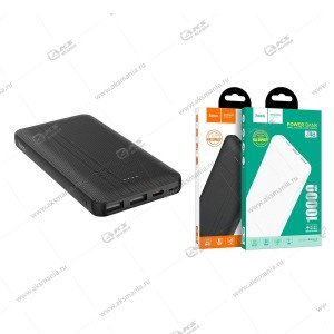 Power Bank HOCO J48 Nimble10000mAh черный
