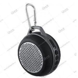 Колонка портативная Perfeo SOLO PF-5204 BT FM SD TF черный