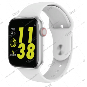 Smart Bracelet W34 Шагомер Пульсометр белый