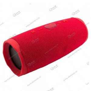 Колонка портативная Charge 4+ BT FM TF красный