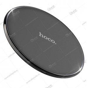 Беспроводное зарядное устройство Hoco CW6 черный