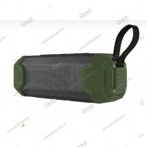 Колонка портативная MRM i280 BT TF green