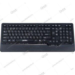 Клавиатура беспроводная Perfeo Postcriptum PF-5214-WL черный
