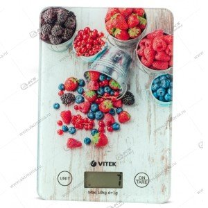 Весы кухонные Vit VT-8031 до 10 кг