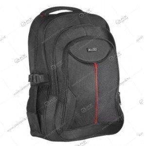 """Рюкзак Defender для ноутбука Carbon 15,6"""", полиэстер, черная, органайзер"""