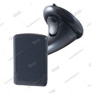 Автодержатель Perfeo PH-510 чёрный для смартфона до 6/магнитный