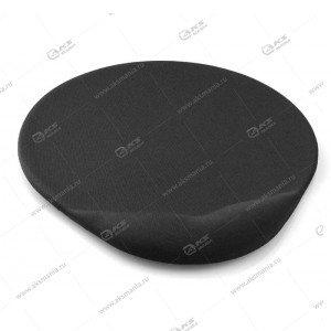 """Гелевый коврик для мышки VS """"4207"""", (200*1855*3 мм) ткань+резиновое основание, черный"""