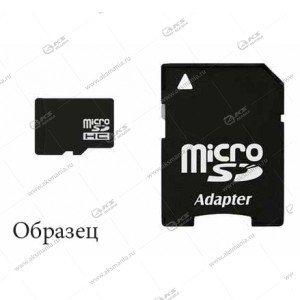 Карта памяти 128GB microSDHC class 10 Transcend 60MB/s с адаптером SD (copy)