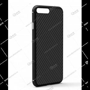 Силикон Huawei Honor 9S/Y5P карбон черный