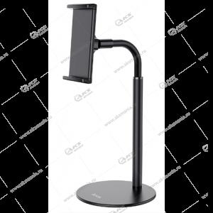 Держатель настольный Hoco PH30 Soaring series metal для телефона или планшета 4.7-10'' черный