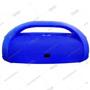 Колонка портативная Booms Box синий