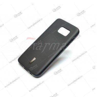 Силикон Cherry Asus ZenFone 5 Lite/ ZC600KL черный