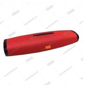 Колонка портативная Charge E9 BT FM TF красный