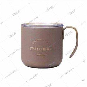 Термокружка TCM-128 350мл серый
