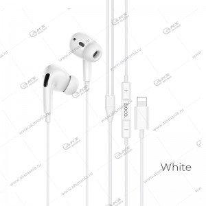 Наушники Hoco M1 Pro с микрофоном Type-C белый