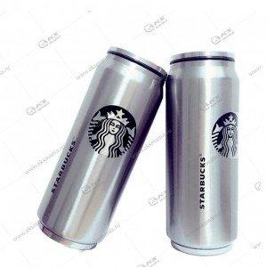 Термокружка Starbucks 500мл в виде железной банки