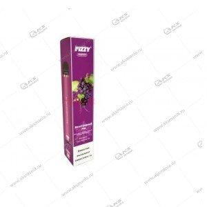 Электронная одноразовая сигарета Fizzy Coronka 2% 800 затяжек Виноград с холодком