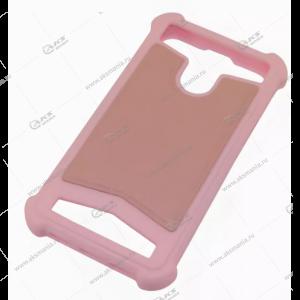 Силикон универсальный 4,0-4.5 розовый