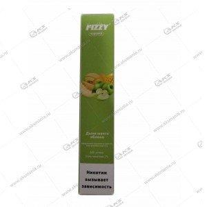 Электронная одноразовая сигарета Fizzy Coronka 2% 800 затяжек Дыня-манго-яблоко