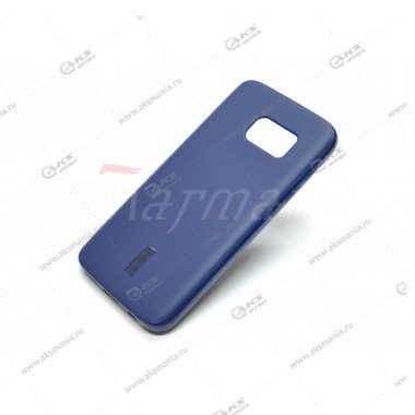 Силикон Cherry Asus ZenFone 5 Lite/ ZC600KL синий