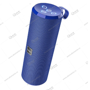 Колонка портативная Hoco BS33 Voice sports wireless speaker синий
