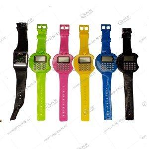 Часы наручные пластмассовые ассорти